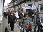 Demozug Goslar